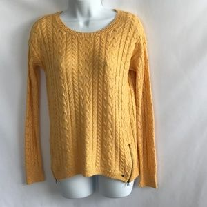 American Eagle Outfitters Yellow Sweater